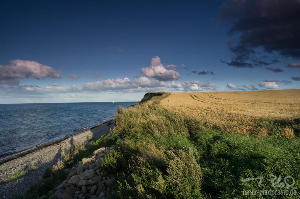 An der Küste bei Grenå