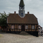 Ebeltoft Rathaus