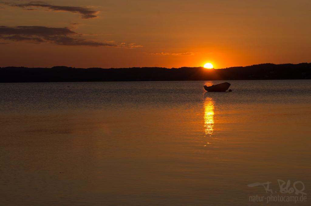 Sunset Ebeltoft