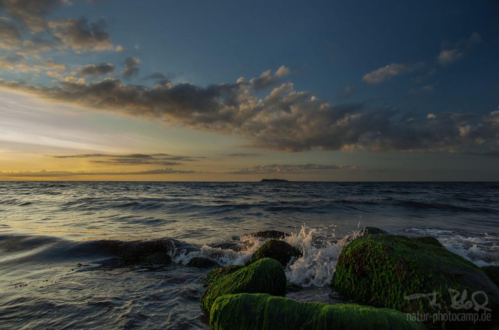 Sonnenaufgang bei Ebeltoft