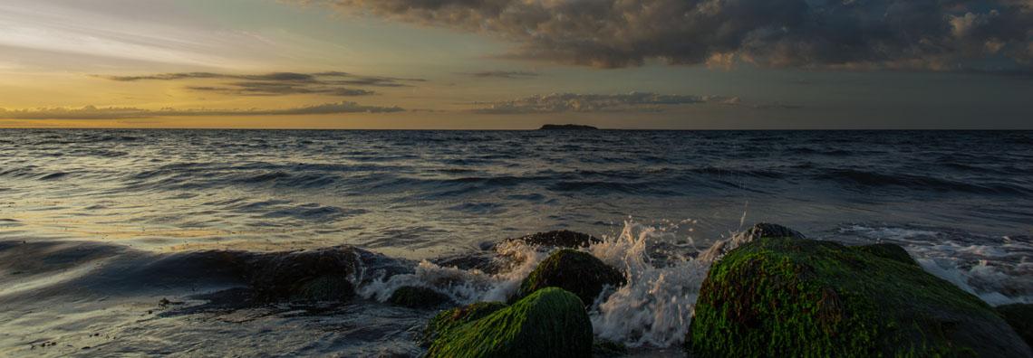Ebeltoft Sonnenaufgang
