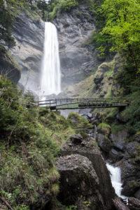 Berschnerfall Wasserfall Schweiz