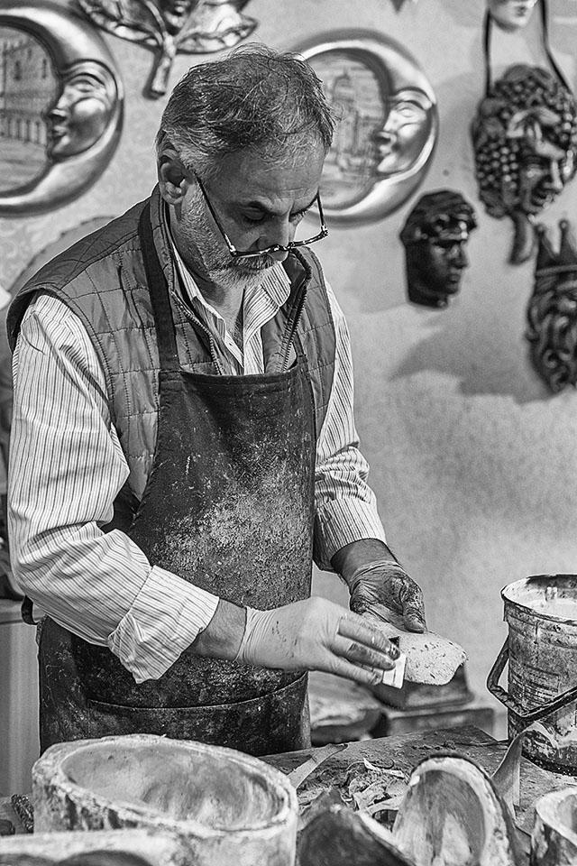 Venedig Maskenmacher