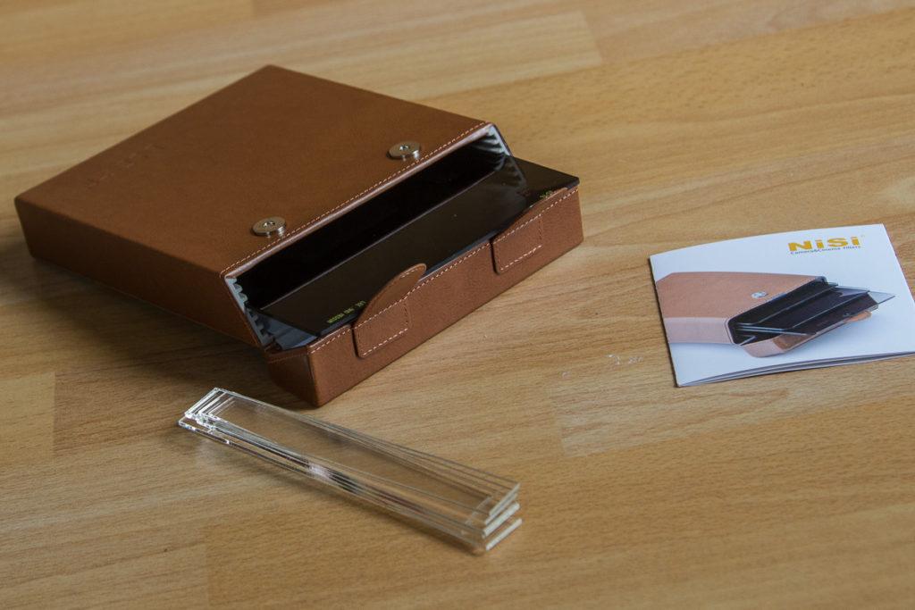 NiSi 150 Filtertasche