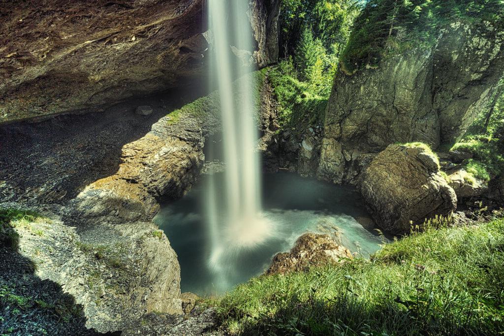 Berglistüber Wasserfall