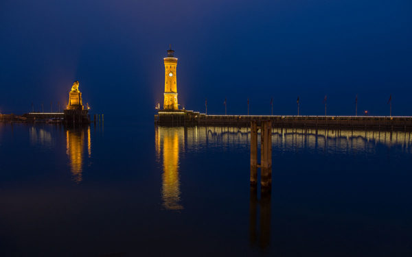Lindau Hafen