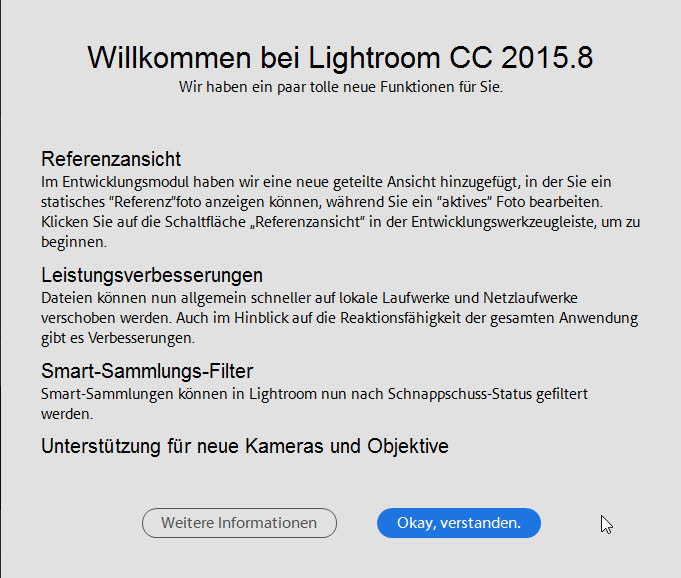 Lightroom 2015.8